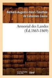 Armorial Des Landes (Éd.1863-1869)