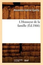 L'Honneur de la Famille, (Éd.1866)