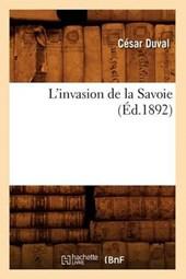L'Invasion de la Savoie (Éd.1892)