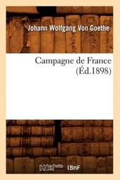 Campagne de France (Éd.1898)