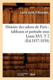 Histoire Des Salons de Paris
