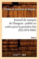 Journal Du Marquis de Dangeau