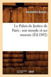 Le Palais de Justice de Paris