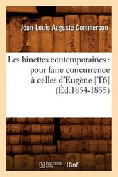 Les Binettes Contemporaines | Jean-Louis Auguste Commerson |