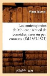 Les Contemporains de Molière