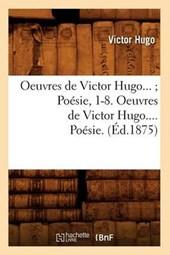 Oeuvres de Victor Hugo. Poésie. Tome III (Éd.1875)