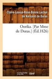 Ourika. [par Mme de Duras.] (Éd.1826)