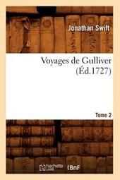 Voyages de Gulliver. Tome 2 (Éd.1727)