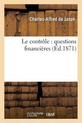 Le Controle | Charles-Alfred Janze |