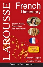 Larousse French Dictionary |  |
