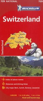 Michelin Switzerland / Michelin Suisse |  |