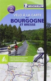 Bourgogne Bike Map & Atlas