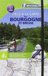 Bourgogne Bike Map & Atlas | Michelin |