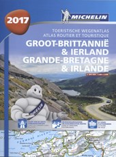 ATLAS MICHELIN GROOT-BRITTANNIE & IERLAND