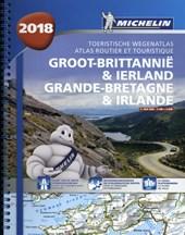 Atlas Michelin Groot Brittannie & Ierland