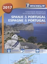 ATLAS MICHELIN SPANJE & PORTUGAL | auteur onbekend | 9782067219557