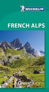 Michelin Green Guide French Alps | auteur onbekend |