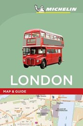 Michelin Map & Guide London