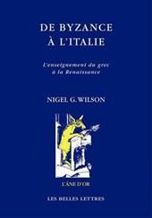 De Byzance a L'italie
