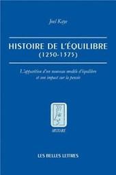 Histoire De L'equilibre 1250-1375