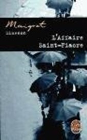 L'affaire Saint-Fiacre | Georges Simenon |