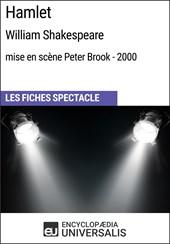 Hamlet (WilliamShakespeare - mise en scène Peter Brook - 2000)