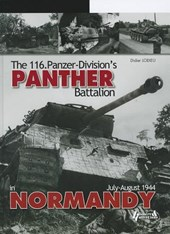 The 116.Pz.Div's Panther Battalion, the I./Pz.Rgt.24 During the Battle of Normandy