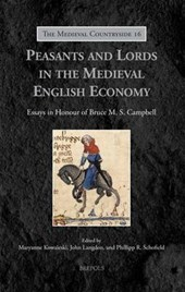 Peasants and Lords in the Medieval English Economy