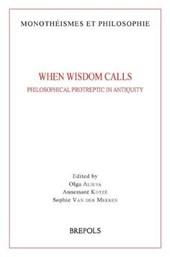 When Wisdom Calls
