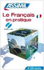 Assimil-Methode. Französisch in der Praxis. 4 CDs