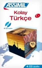 Assimil-Methode. Türkisch ohne Mühe. 4 CDs