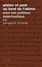 Platon Et Paul Au Bord De L'abime