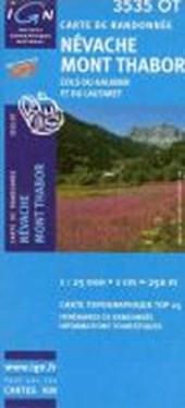 Nevache / Mont Thabor - Cols du Galibier et du Lautaret 1 :