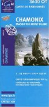 Chamonix - Massif du Mont Blanc 1 .