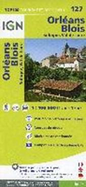 IGN 1 : 100 000 Orléans / Blois