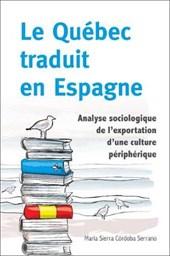 Le Quebec Traduit En Espagne