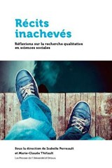 Racits Inachevas | Isabelle Perreault |