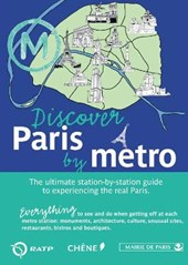 Guide to paris by metro