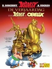 Asterix 34. de verjaardag van asterix & obelix