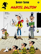 Lucky luke 70. marcel dalton