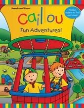Caillou Fun Adventures!