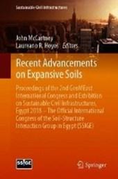 Recent Advancements on Expansive Soils