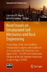 Novel Issues on Unsaturated Soil Mechanics and Rock Engineering | Laureano R. Hoyos ; John S. McCartney |