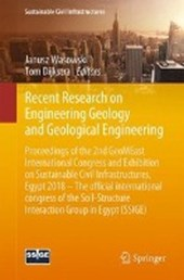 Recent Research on Engineering Geology and Geological Engineering
