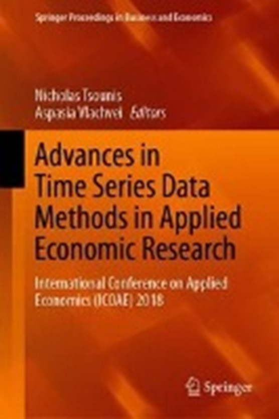 Advances in Time Series Data Methods in Applied Economic Research