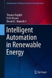 Intelligent Automation in Renewable Energy