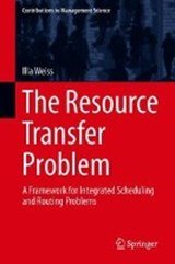 The Resource Transfer Problem | Illa Weiss |