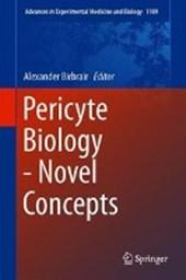 Pericyte Biology - Novel Concepts