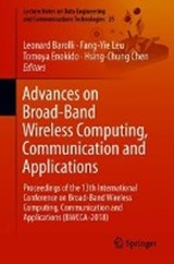 Advances on Broadband and Wireless Computing, Communication and Applications | auteur onbekend |