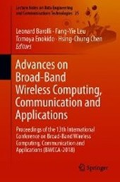 Advances on Broadband and Wireless Computing, Communication and Applications